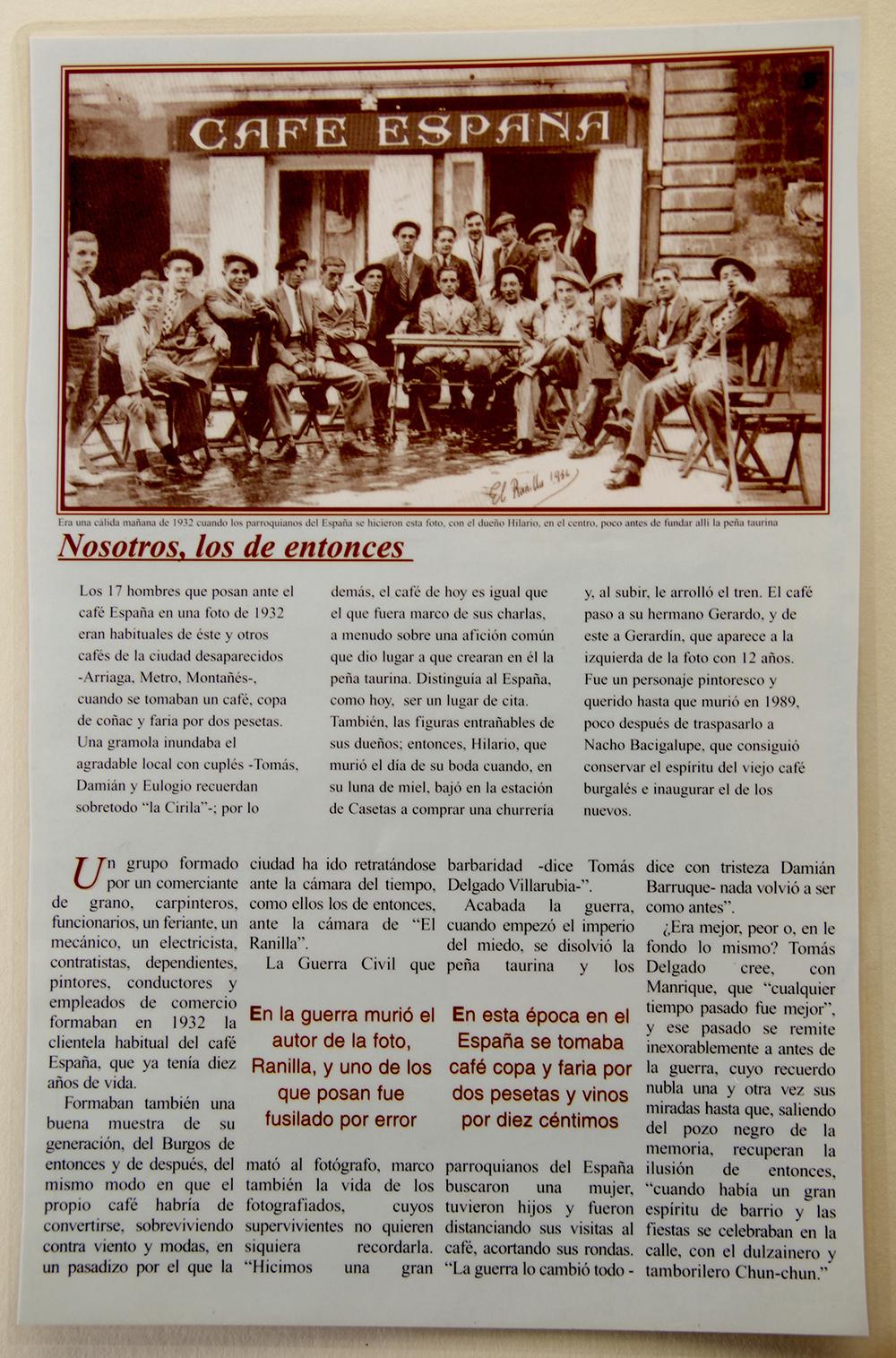 Magazine, 1999. Nosotros, los de entonces.
