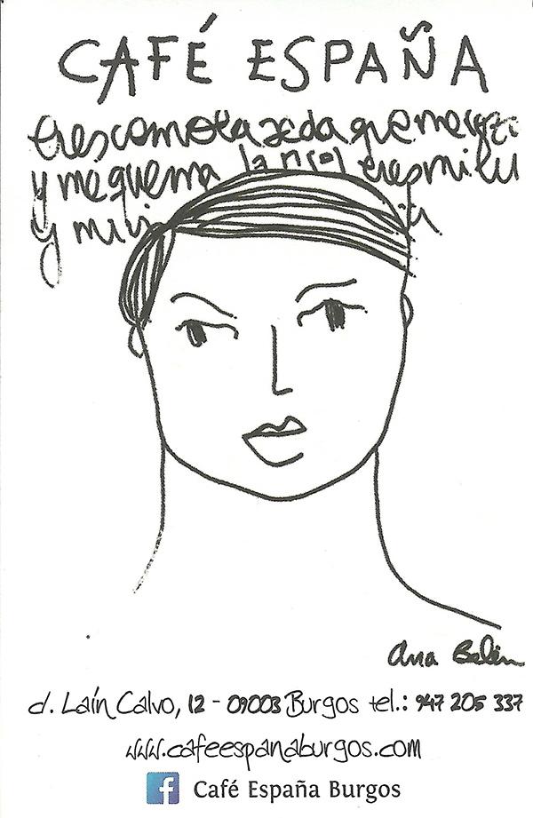 Dibujos de Ana Belén (2013)