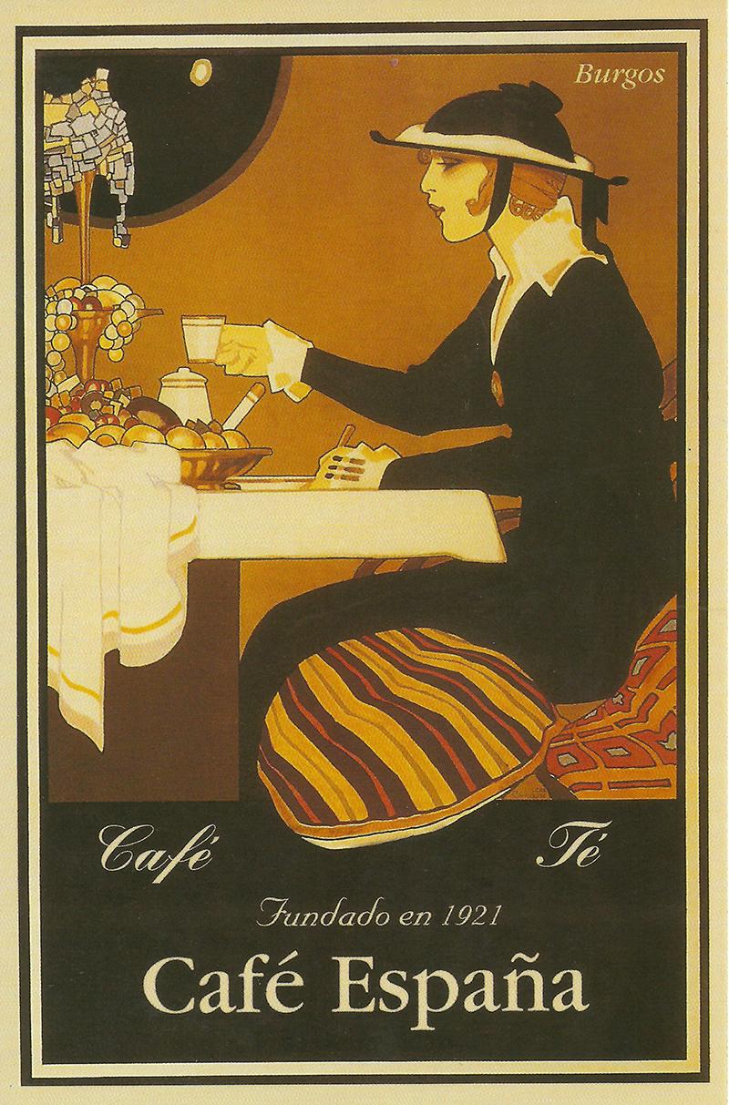 Café España